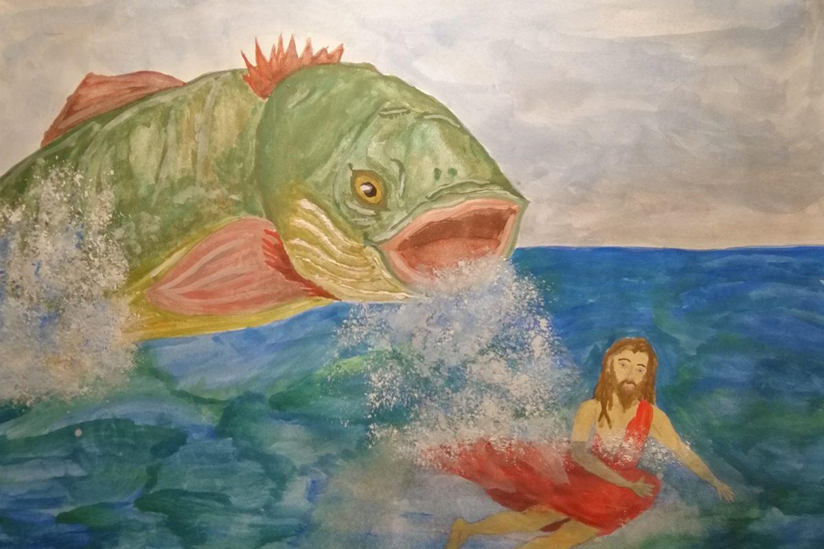 Jónás Könyve Rajzverseny